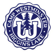 Camp Westminster on Higgins lake