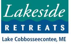 Lakeside Retreats at Lake Cobbosseecontee